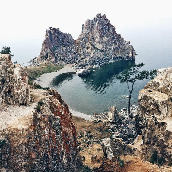 10 фотографий, после которых вы точно захотите поехать на Байкал Байкал, фотография, длиннопост