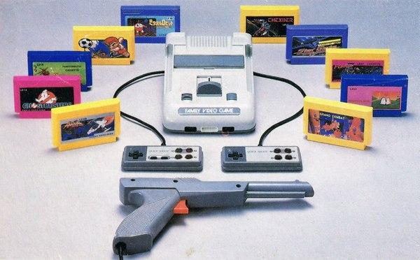 Клоны NES/Famicom: во что играли дети в других странах игры, dendy, ретро, длиннопост