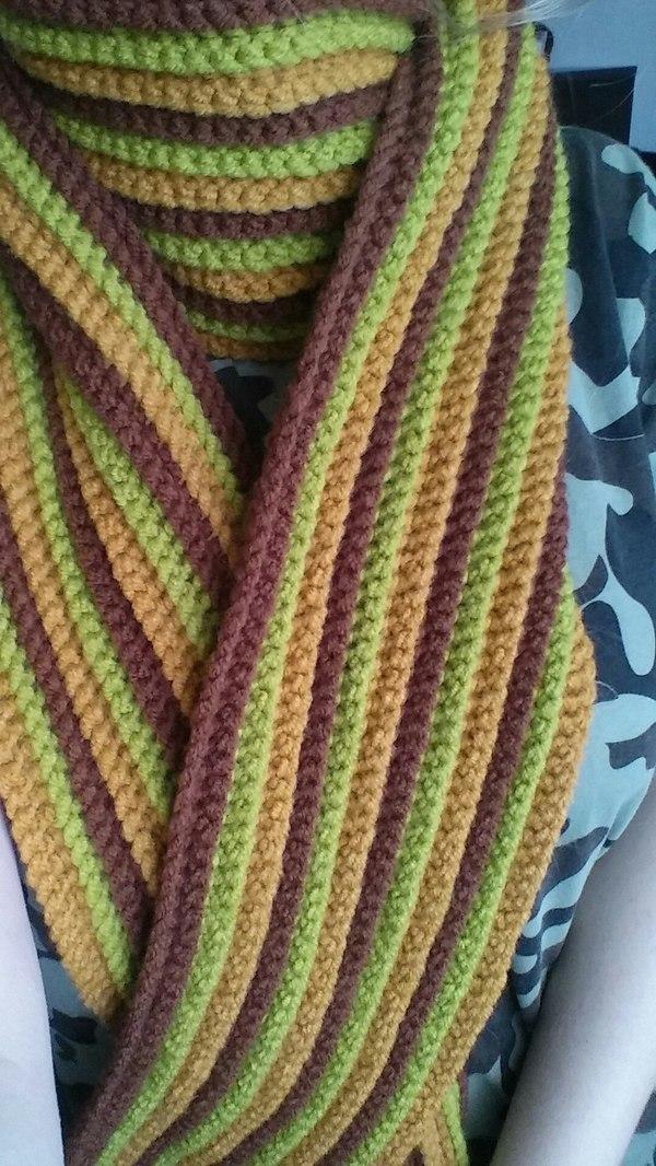 Новые игрушки и не только) вязание, вязание крючком, амигуруми, игрушки, шарф, длиннопост
