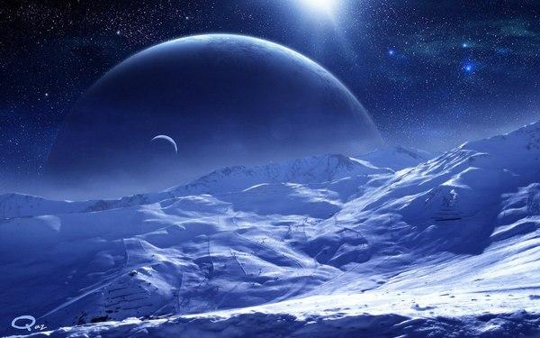Звёздное небо и космос в картинках - Страница 4 149868488212820683