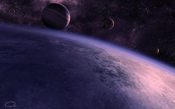 Звёздное небо и космос в картинках - Страница 4 1498684890191529188