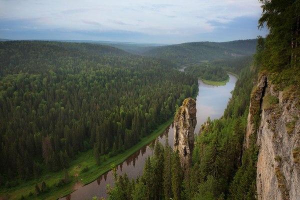 Пермский край Река Усьва, Пермский край, Россия, фотография, Природа, пейзаж, лето, надо съездить, длиннопост
