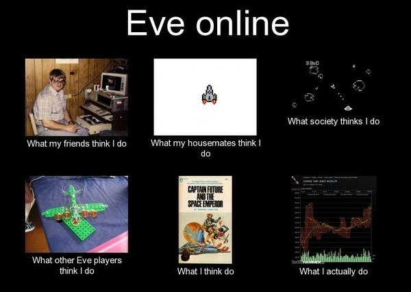 Eve - Записки нуба Eve online, Игры, Длиннопост
