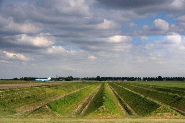 Борьба с шумом в аэропорту Амстердама Нидерланды, Аэропорт, Борьба с шумом, Интересное, Длиннопост