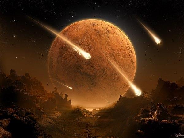 Звёздное небо и космос в картинках - Страница 2 1498858137155139438