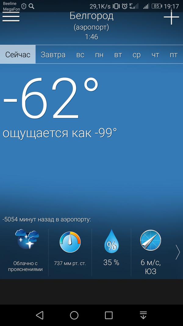 С ума сходит не только погода, но и погодные сайты погода, прогноз, скриншот, интернет