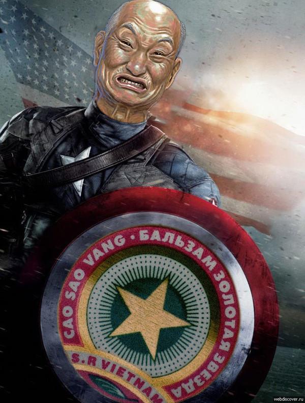 Новый Мститель.Капитан Вьетнам