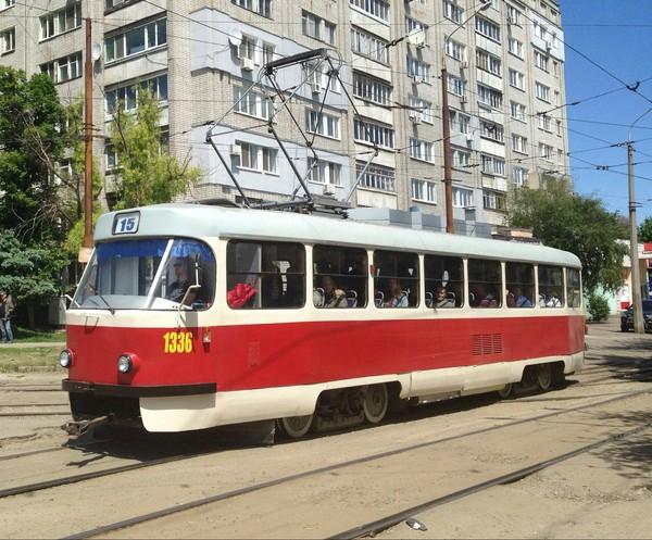 Записки водителя трамвая Трамвай, Работа, Tatra, Ктм-5