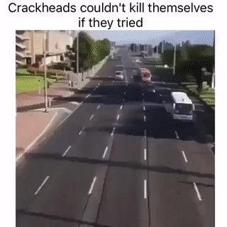Как перейти улицу с оживленным трафиком