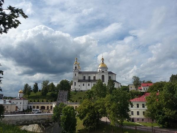 Успенский Собор, г. Витебск Успенский собор, Витебск, Беларусь, Фотография