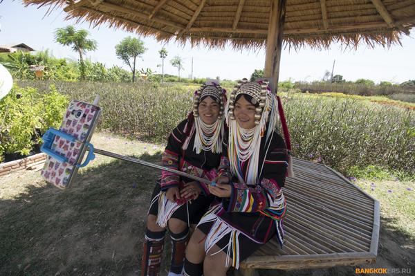 Племя Акха в Таиланде Таиланд, Племя, Паттайя, Экскурсия паттайя, Экскурсия, Путешествия, Туризм, Видео, Длиннопост
