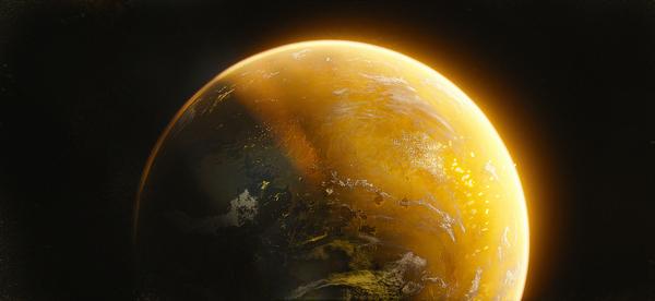 Планеты планета, экзопланеты, 3d, компьютерная графика, длиннопост, моё