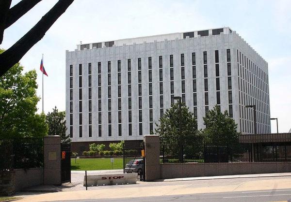 Дом-шпион ФБР для слежки за русскими дом-шпион, FBI, слежка, СССР, дипломаты, прослушка, длиннопост