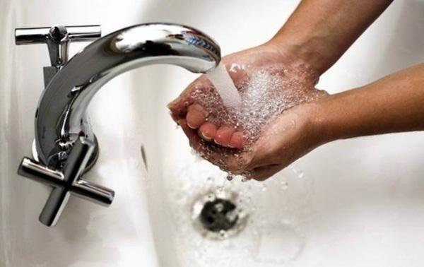 Температура горячей воды какая должна быть  Вопросы