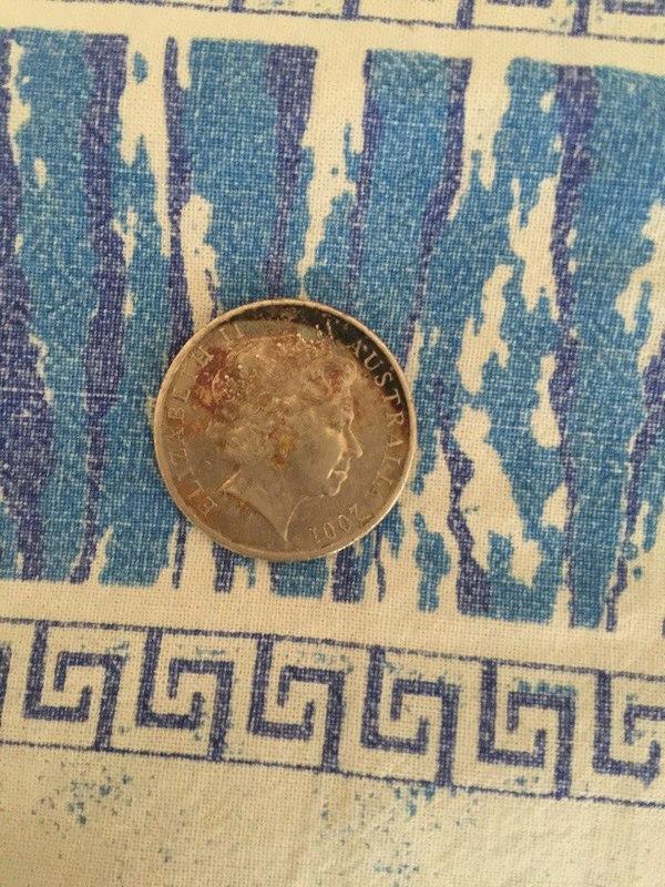 Чистка монет уксусом монета, уксус, чистка монет, очистка, длиннопост