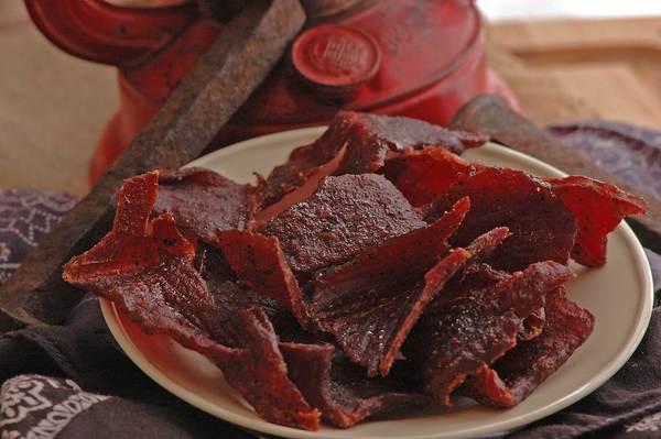 Вяленое мясо говядина рецепт с фото