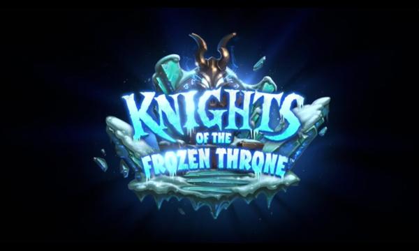 Анонс нового дополнения! Hearthstone, ККИ, Blizzard, Дополнение, Длиннопост, Рыцари Ледяного Трона