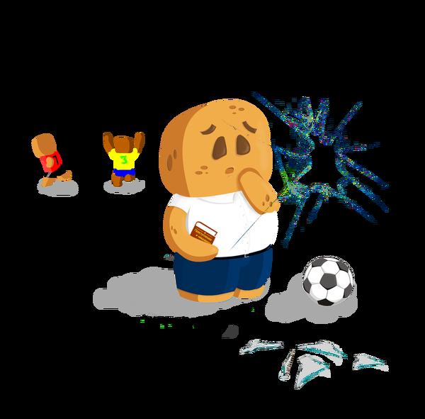 Печенюшка Печенька, разбитый экран, стекло, футбольный мяч, Хулиганы