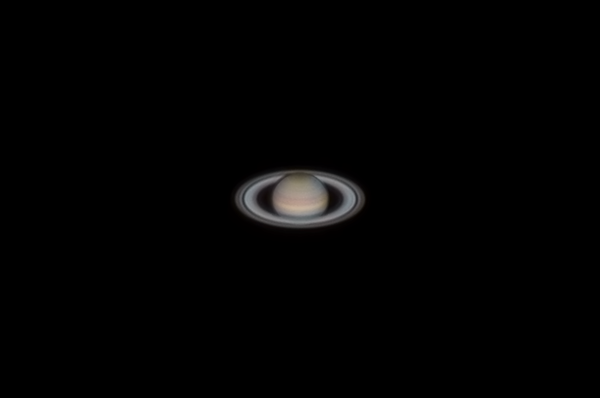 Сатурн, 6 июля 2017 года астрофото, Сатурн, планета, астрономия, космос, телескоп
