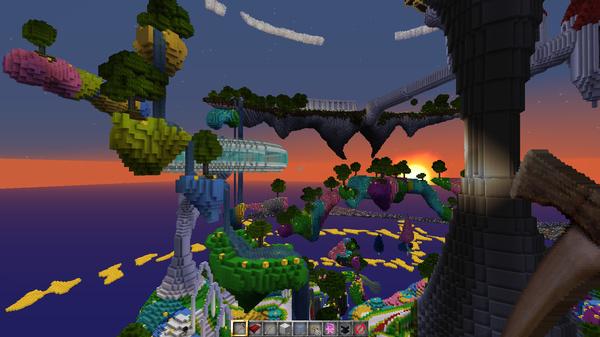 Замок Хаоса #2 | Chaos Castle #2 сервера майнкрафт, minecraft, длиннопост