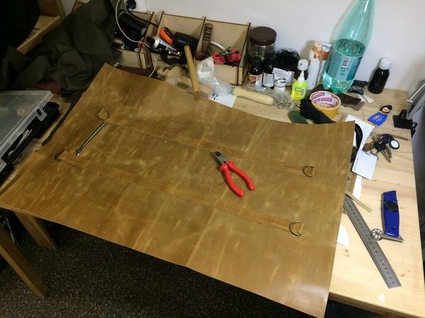 Прототип дорожной сумки. Поплакал, почесался, сделал) рукоделие без процесса, изделия из кожи, leather craft, leatherwork, kopitsyn leather, длиннопост