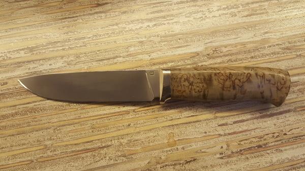 Нож и огниво нож, огниво, сам сделал