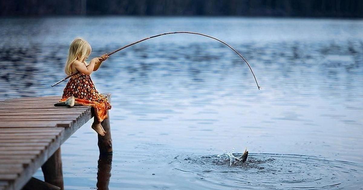 Рыбалка Обои На Весь Экран
