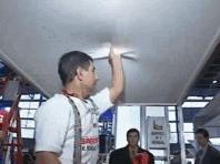 Термостатический потолок Натяжные потолки, Потолок, Фен, Длинногиф, Гифка