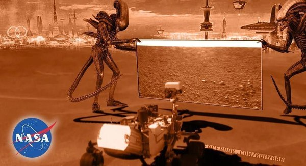 Доказана невозможность существования известных нам форм жизни на Марсе марс, Scientific Reports, жизнь на марсе, космос, наука