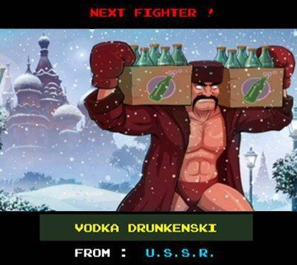 Русские персонажи старых игр игры, ретро, моё, длиннопост
