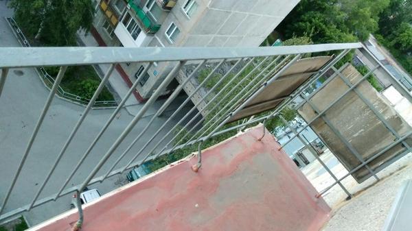 Перила — +500 к уюту Перила, Уют, Балкон, Новосибирск, Длиннопост