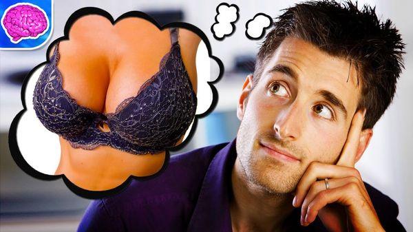 Говорят мужчина думает о сексе 7 секунд