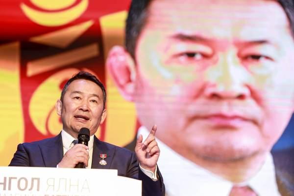 Новый президент Монголии. Монголия, выборы, президентские выборы, политика, длиннопост