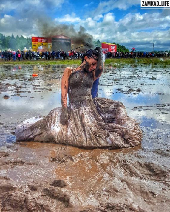Невеста Нашествия 2017 нашествие, музыка, концерт, не мое, Нашествие 2017