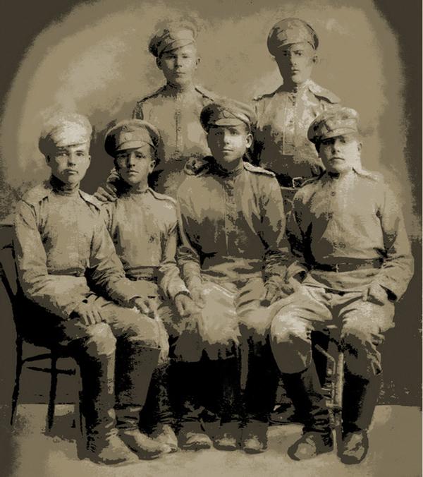 Солдаты Первой мировой Фотография, История 1 мировая, Старое фото, Казань, Постмортем