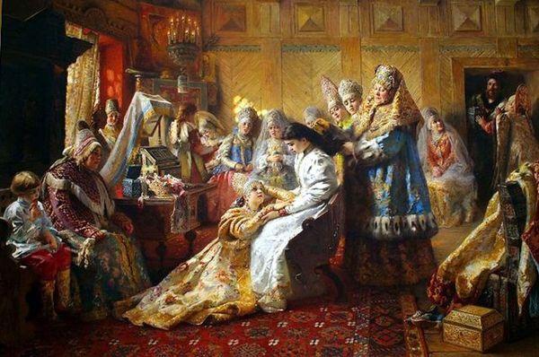 До свадьбы заживёт. Почему на Руси так трудно было выйти замуж не мое, история, сватовство, свадьба, традиции, на руси, длиннопост