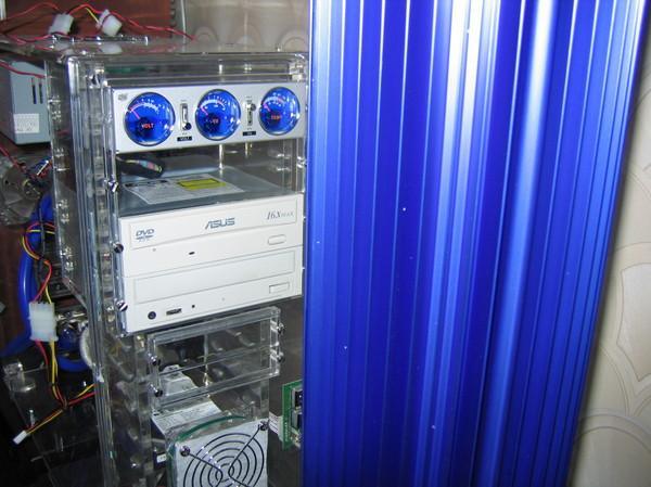 Любимая торпеда из нулевых. Компьютер, Моддинг, Моддинг компьютера, Моддинг ПК, 2000, Zalman, Старое железо, Длиннопост