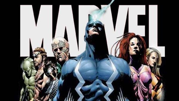 Нелюди Marvel, Вселенная Marvel, Нелюди, Комиксы, Длиннопост