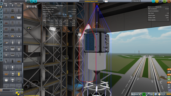 Первые шаги в освоении Луны в KSP RSS Kerbal Space Program, Real solar system, Космос, Игры, Длиннопост