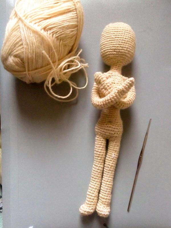 Как я начала делать кукол по фотографиям человеков. :) рукоделие с процессом, Кукла, хобби, вязание крючком, амигуруми, своими руками, рукоделие, человек, длиннопост