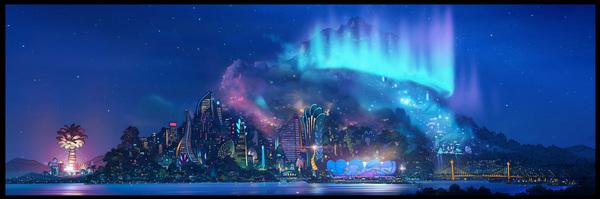 Город солнечных зверей Дисней, Зверополис, zootopia, мультивселенная, длиннопост