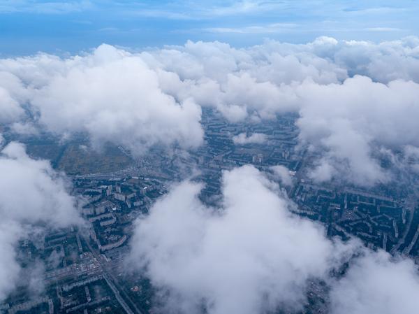 Харьков с высоты 1200 метров Dji mavic pro, Mavic, Харьков, Квадрокоптер