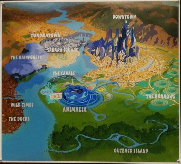 Остров Зверей Дисней, Зверополис, zootopia, мультивселенная, длиннопост