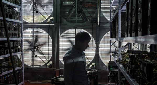 Как устроены китайские фермы для майнинга биткоинов майнинг, китайцы, длиннопост