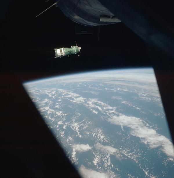 «Союз» - «Аполлон» фотография, Космический корабль, Союз-Аполлон, длиннопост