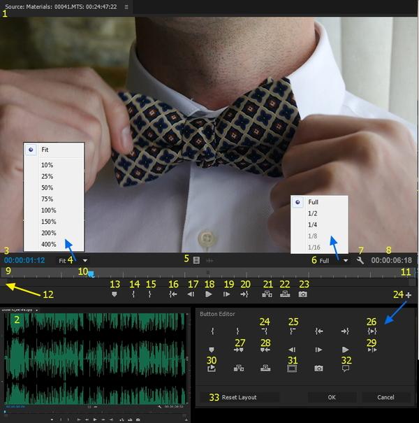 Видеомонтаж от А до Я (часть 4) видеомонтаж, Adobe Premiere Pro, Adobe, обучение, длиннопост, Видео
