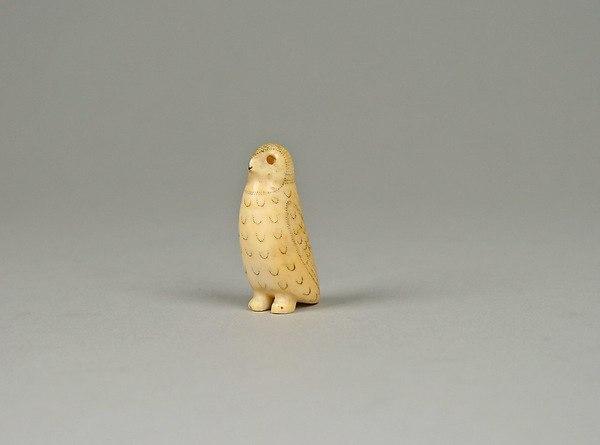 Эскимосские фигурки из моржового клыка резьба по кости, Эскимос, аляска, амулеты, длиннопост