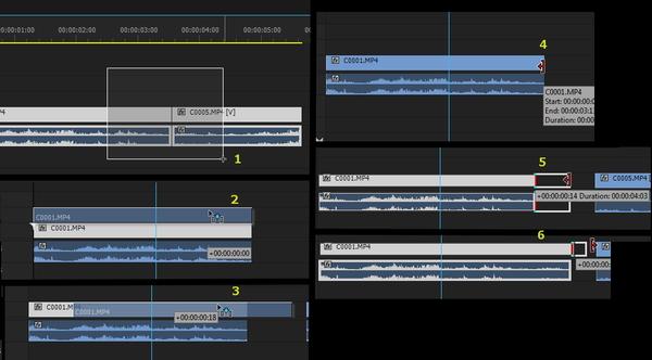 Видеомонтаж от А до Я (часть 5) Видеомонтаж, Adobe Premiere Pro, Adobe, Обучение, Длиннопост, Видео