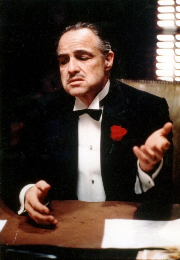 Nothing personal, just business Комментарии, Мафия, ничего личного, Дон Корлеоне