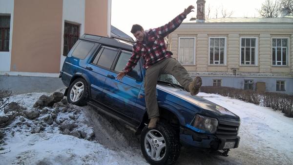 Discovery 2 или Land Rover с пометкой Надежность Land Rover, Discovery, Offroad 4x4, Авто, Джип, Надежность, LRD2, Длиннопост
